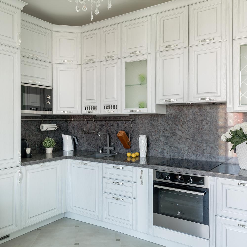 Кухня Виконт белый
